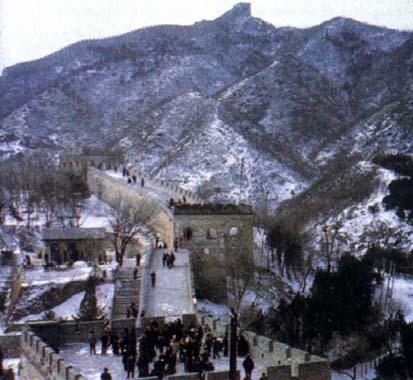 الصين - سور الصين العظيم Pic01